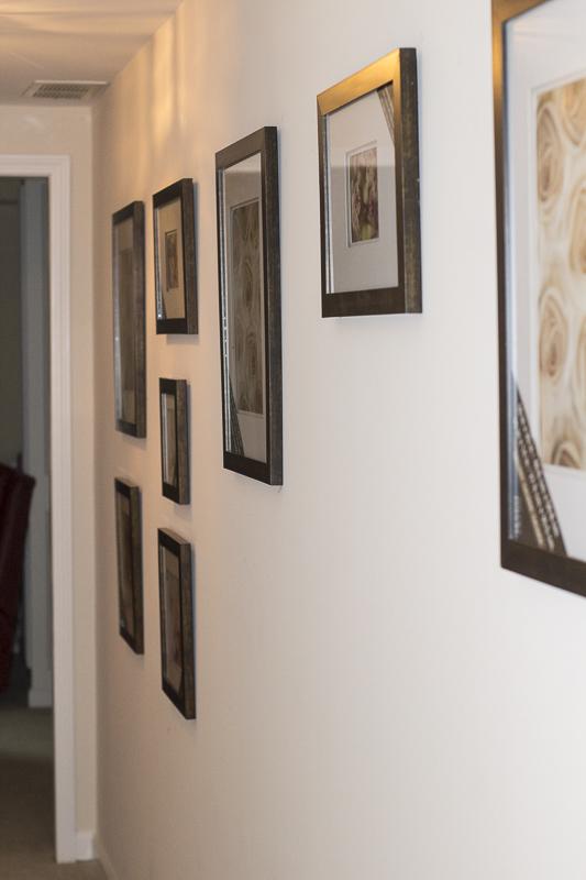 galley-wall-hallway-design |loveyourabode|