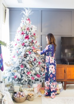 Merry and Bright 2017 Holiday Home Tour Part 3
