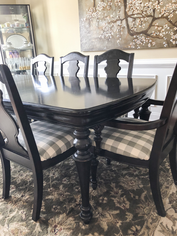 How To Reupholster Dining Chairs Love Your Abode