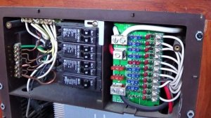 RV Power Center Removal and Maintenance WFCO 8955