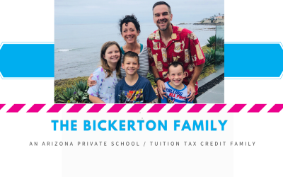 The Bickerton Family