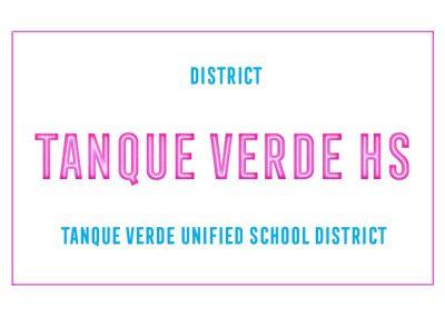 Tanque Verde High School