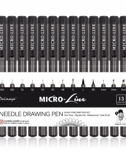 Micron Needle Drawing Pens