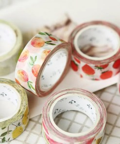 Decorative Fruit Pattern Tape
