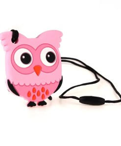 Soft Silicone Baby Owl Toys.jpg
