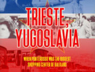 Trieste Yugoslavia Locandina