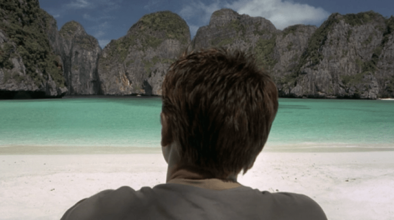 beach-leonardo-dicaprio-mountains-movie