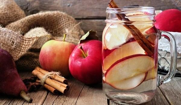 apple cinnamon detox water recipe