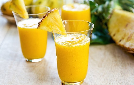 how to freeze pineapple for smoothie