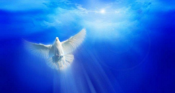 The Holy Spirit Whom He Poured Out Upon Us