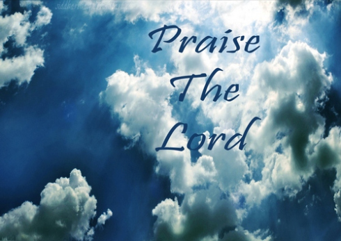 Celebrating, Thanking, and Praising Our Lord God