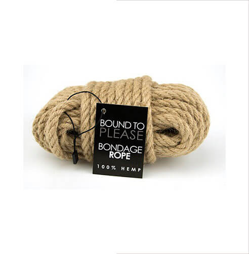 Hemp Bondage Rope