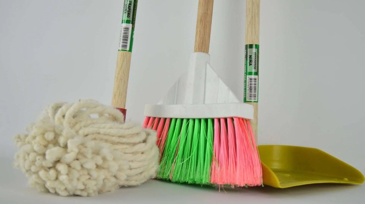Spring Cleaning: The 5 Most Commonly Overlooked Areas
