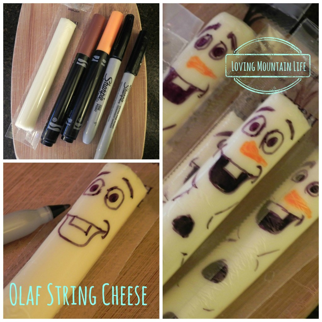Olaf String Cheese - Loving Mountain Life