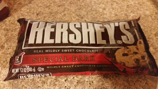 hersheys dark chocolate chips