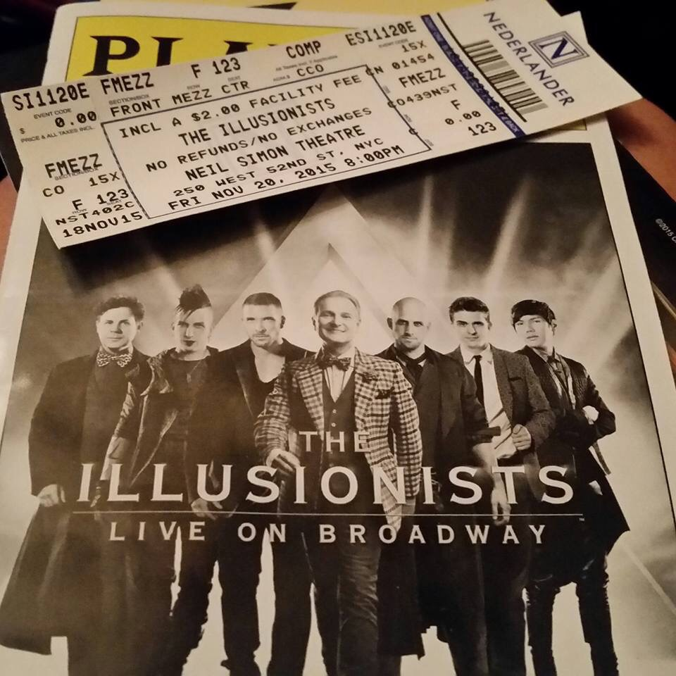 the illusionists nyc