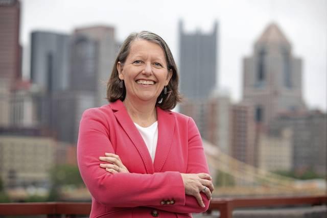 Bobbi Watt Geer, new CEO of the United Way of Southwestern Pennsylvania.