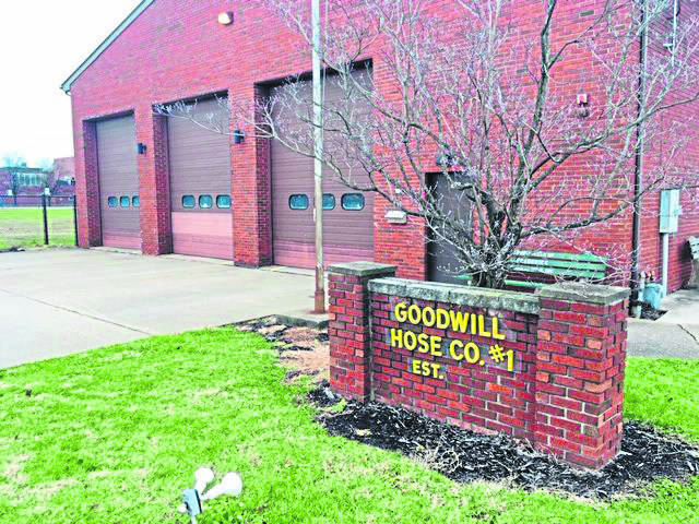 Latrobe Fire Department's Goodwill Hose Company No. 1 is located at Alexandria and Oak streets.