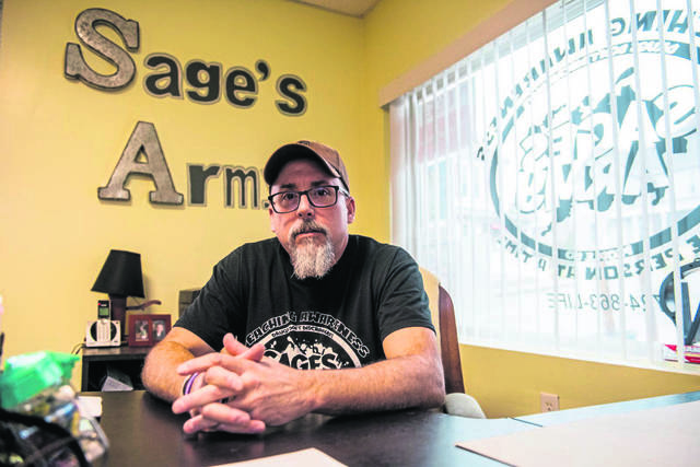 Sage's Army founder and president Carmen Carpozzi isn't sure charging drug dealers with drug delivery resulting in death is the best way to curb illegal drug use.