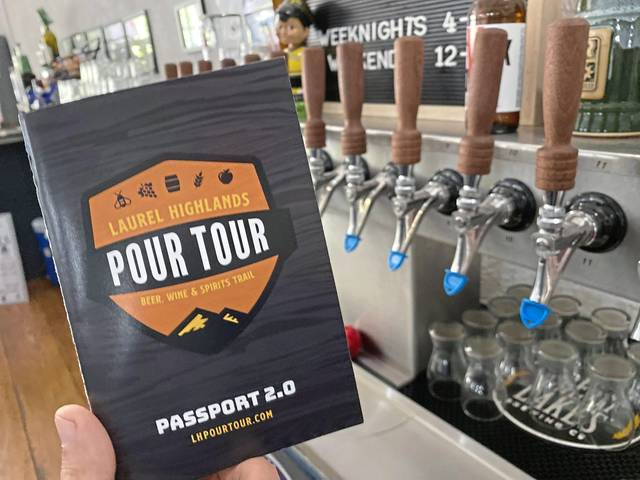 The Laurel Highlands Pour Tour 2.0 includes added locations, coupons and prize opportunities.