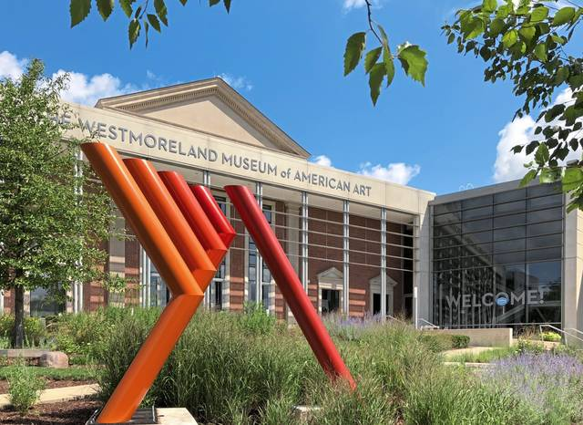The Westmoreland Museum of American Art in Greensburg has again achieved accreditation by the American Alliance of Museums.