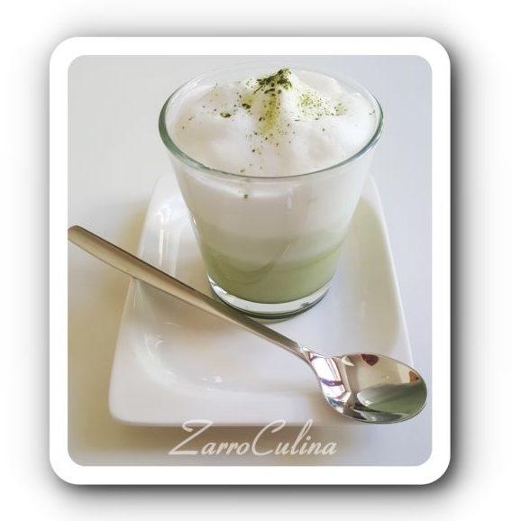 Matcha Latte Macchiato - Bild I