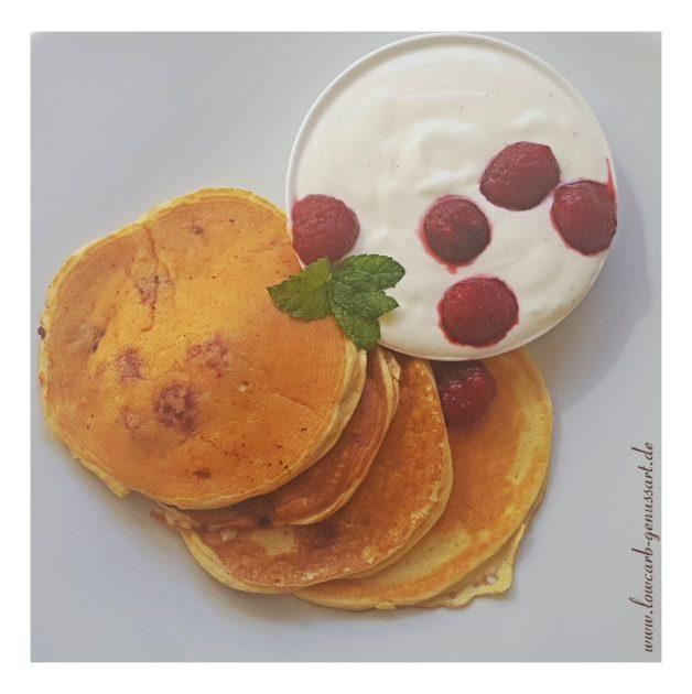Lowcarb Pfannkuchen