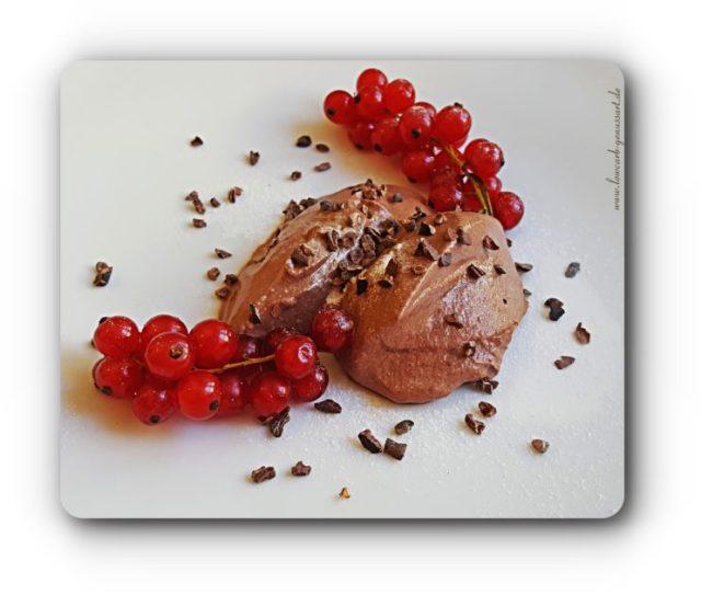 ♡ Cremiges Schokomousse für Deine Schokoladenlust