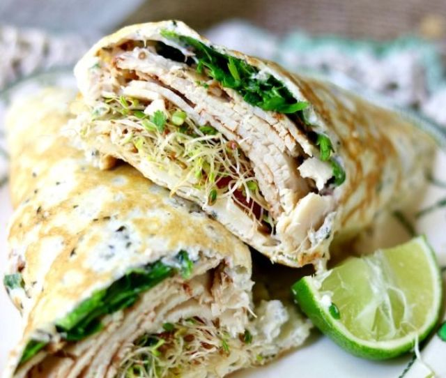 Low Carb Sandwich Wraps Bring Your Favorite Sandwiches Back To The Table Sturdy Taste