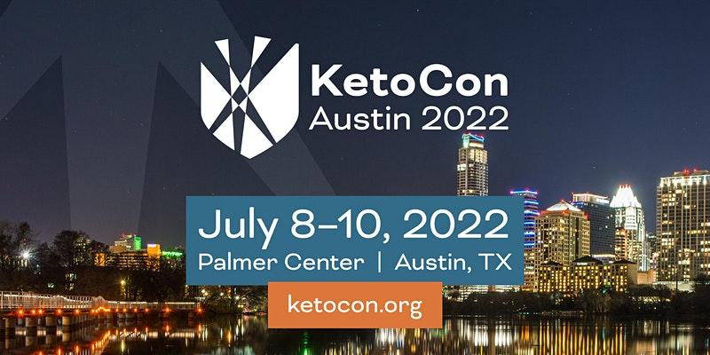 ketocon 2022