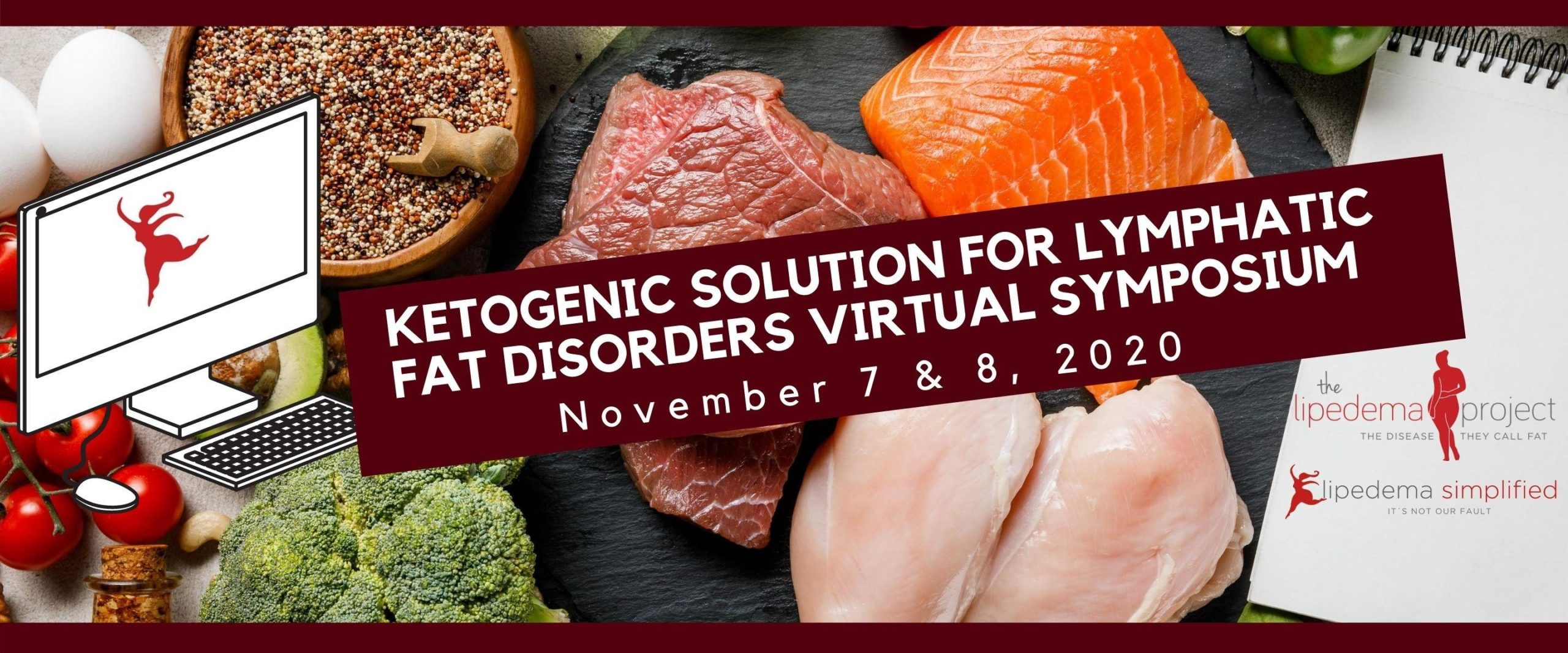 Ketogenic Solution for Lymphatic/Fat Disorders Virtual Symposium 2020