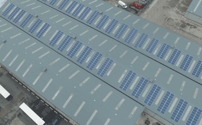 Bespoke Solar Panel System