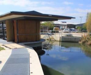 Osney Lock Hydro site