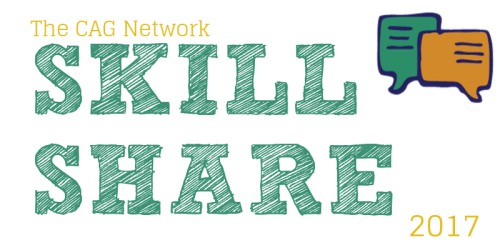 CAG Network Skill Share (CAG event) @ County Hall