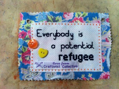 Craftivism Meetup [CAG event] @ Makespace Oxford | England | United Kingdom