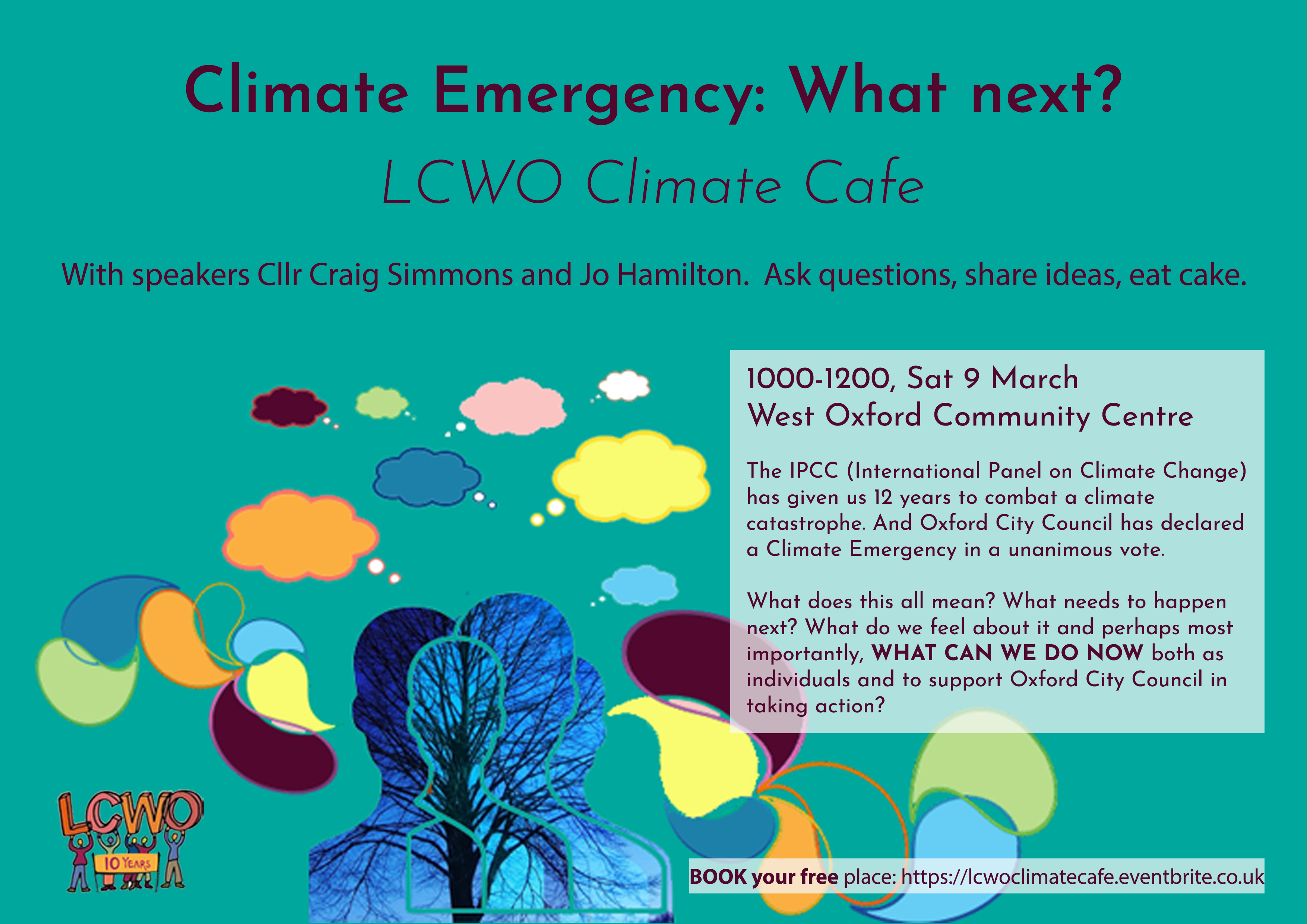 Notes from our first climate cafe with Cllr Craig Simmons and researcher activist Jo Hamilton