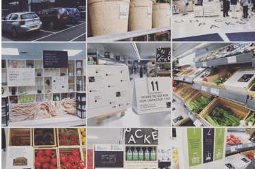 Spotted: Hugh Fearnley-Whittingstall checks out West Oxford Waitrose 'unpackaged' pilot