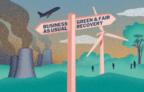 Towards a a green and fair recovery - with Anneliese Dodds MP [special Oxford FoE webinar] @ Online