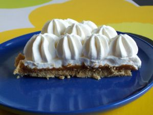 Low-Carb Banoffee Pie | Low-Carb, So Simple