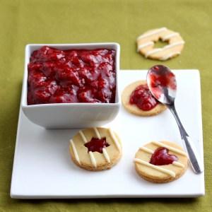 Sugar-Free Strawberry Jam | Low-Carb, So Simple!