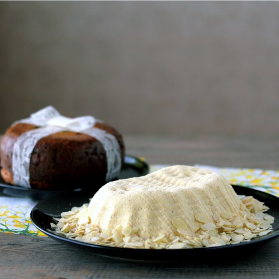 Low-Carb Paskha and Gluten-Free, Sugar-Free Kulich | Low-Carb, So Simple!