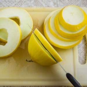 4th July Dessert; Slicing the Melon   Low-Carb, So Simple!