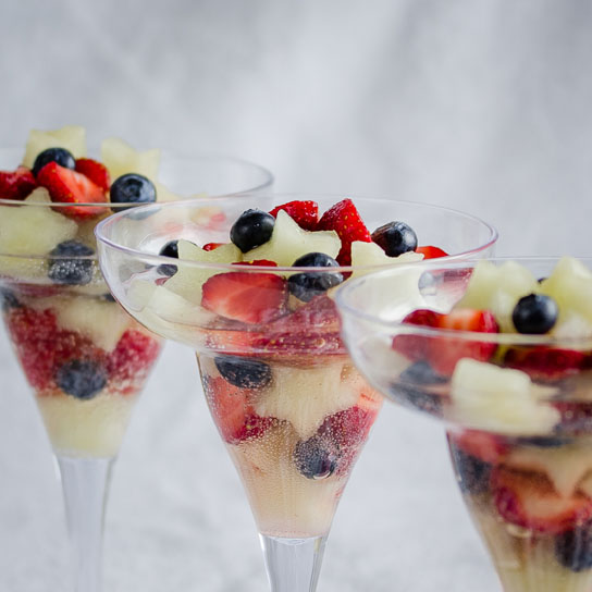 4th of July Dessert | Low-Carb, So Simple!