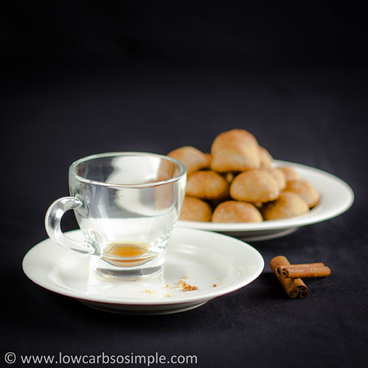 Heavenly Cinnamon Bites; Boy That Was Good! | Low-Carb, So Simple!