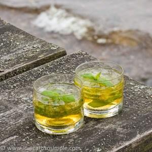 Sugar-Free Mint Julep | Low-Carb, So Simple!