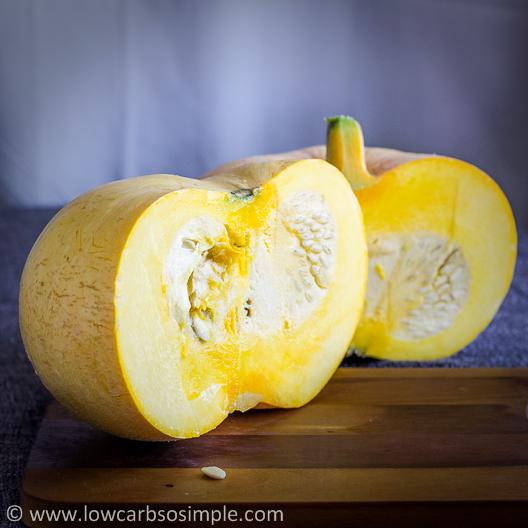 Pumpkin Halves | Low-Carb, So Simple!