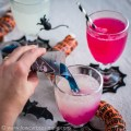 Witches' Brew -- Color Changing Halloween Drink | Low-Carb, So Simple!