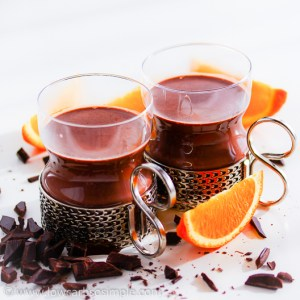 Hot Chocolate with Orange | Low-Carb, So Simple!