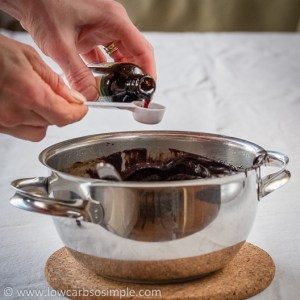 Crunchy Cherry Chocolate Confections; Adding Cherry Flavor | Low-Carb, So Simple!