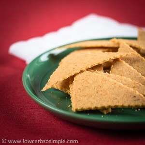 Just Like Tortilla Chips | Low-Carb, So Simple!
